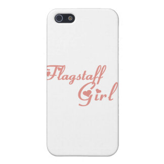 Flagstaff Girl tee shirts iPhone 5 Cover