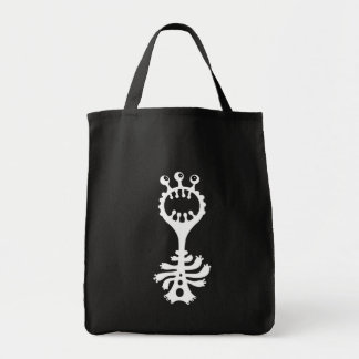 Flailing Monster Tote Bag