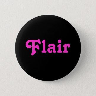 Flair 6 Cm Round Badge