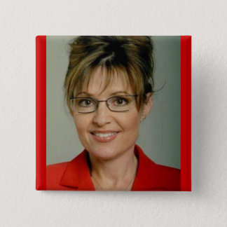 Flair Pin : Sarah Palin