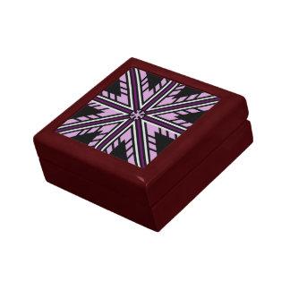 Flake Pattern gift box