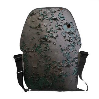 Flaked Paint Urban Exploration Messenger Bags