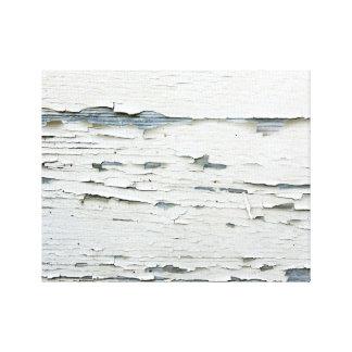 Flaky Paint Canvas Print