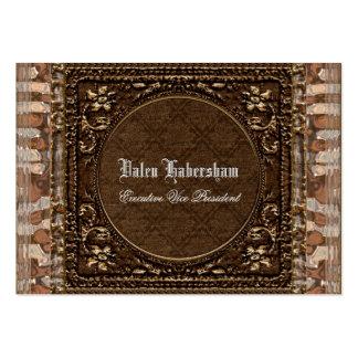 Flambeau Victorian Customizable Business Card