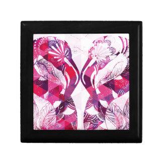 Flamboyant Flamingos Gift Box