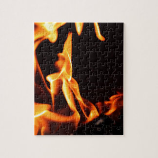 Flame 2 jigsaw puzzle