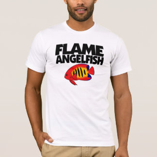 Flame Angelfish T-Shirt