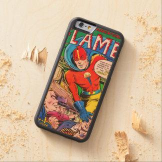 Flame comics maple iPhone 6 bumper case