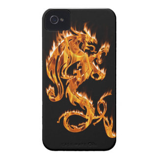 Flame Dragon BlackBerry Bold Case-Mate Barely Ther