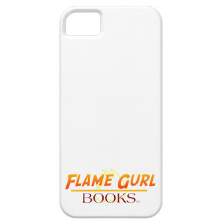 Flame Gurl Books Barely There iPhone 5 Case