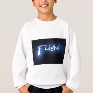 Flame light concept. sweatshirt