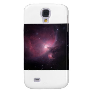 Flame Nebula Galaxy S4 Case