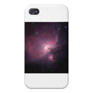 Flame Nebula iPhone 4/4S Cover