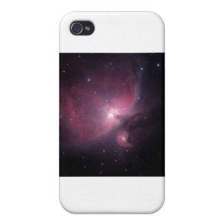 Flame Nebula iPhone 4 Case