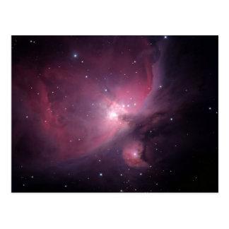 Flame Nebula Postcard
