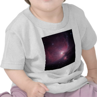 Flame Nebula Tee Shirt