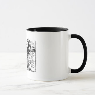 Flame of Africa Mug