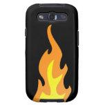 Flame Samsung Galaxy S Case