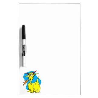 Flame Sneezer Yellow Dragon.png Dry Erase Boards
