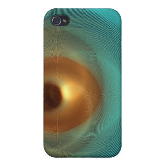 Flame Sphere iPhone 4/4S Covers