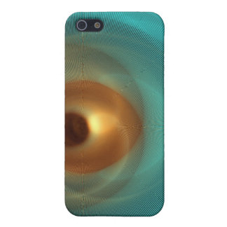 Flame Sphere iPhone 5 Cover