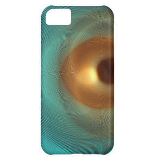 Flame Sphere iPhone 5C Case