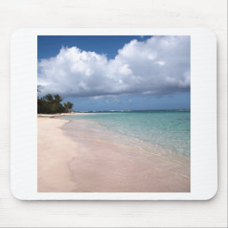 Flamenco Beach Culebra Mouse Pad
