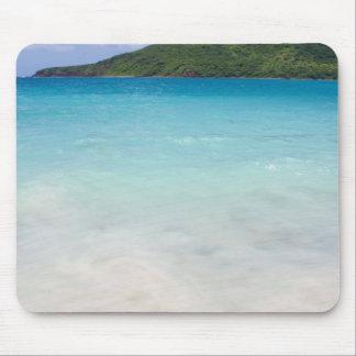 Flamenco Beach Culebra Mouse Pad