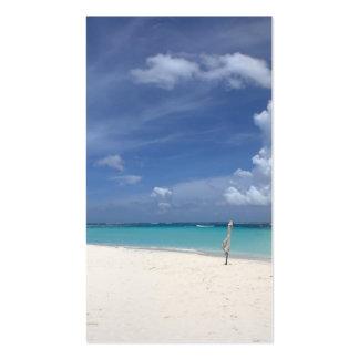 Flamenco Beach Culebra Puerto Rico Business Card Templates
