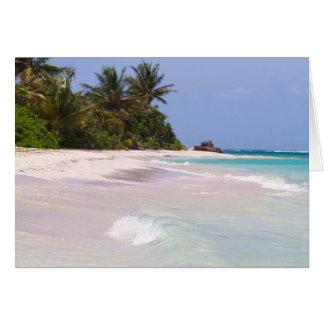 Flamenco Beach Culebra Puerto Rico Greeting Cards