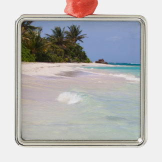 Flamenco Beach Culebra Puerto Rico Christmas Ornament