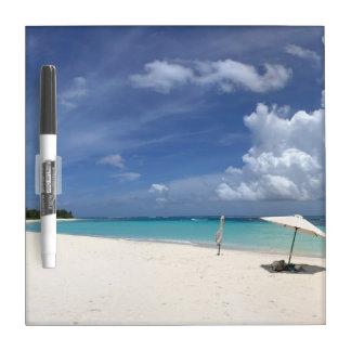 Flamenco Beach Culebra Puerto Rico Dry-Erase Boards