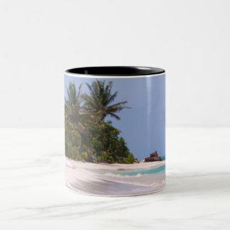 Flamenco Beach Culebra Puerto Rico Coffee Mugs