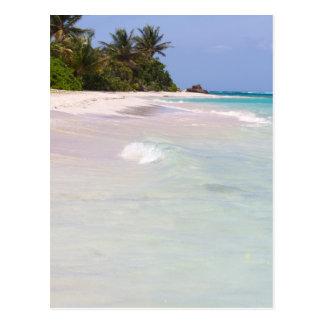 Flamenco Beach Culebra Puerto Rico Post Card