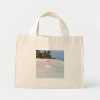 Flamenco Beach Culebra Puerto Rico Canvas Bag