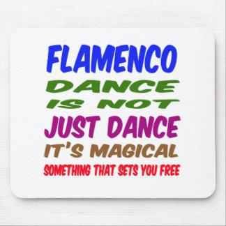 Flamenco Dance is not just dance It's magical Mousepad