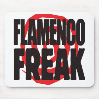 Flamenco Freak Mouse Pads