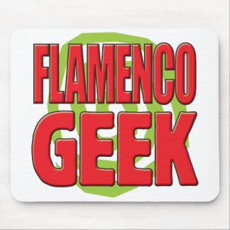 Flamenco Geek Mouse Pad