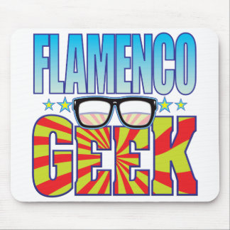 Flamenco Geek v4 Mouse Pads