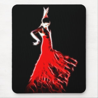 FLAMENCO MOUSE MAT