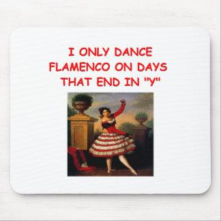 flamenco mousepad