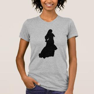 Flamenco Silhouette T-Shirt