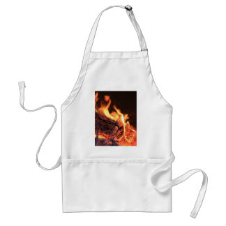 Flames Apron