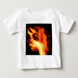Flames Baby T-Shirt