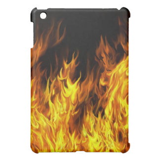 Flames Cover For The iPad Mini