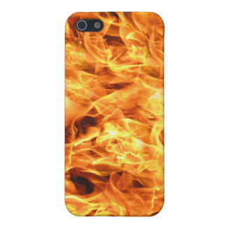 Flames Fire iPhone 5/5S Cases