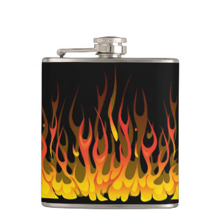 Flames Flask
