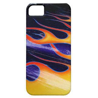 Flames iPhone Case iPhone 5 Cover