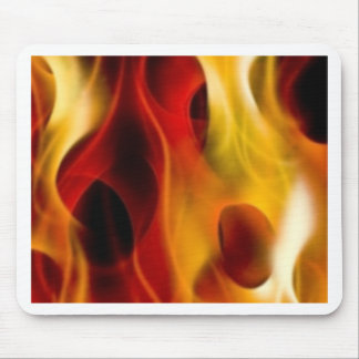 Flames Mouse Pad