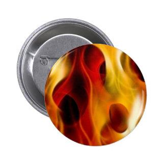 Flames Pins